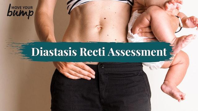 Diastasis Assessment