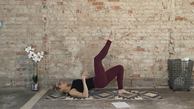 TTC/MOM Pilates with Laurie