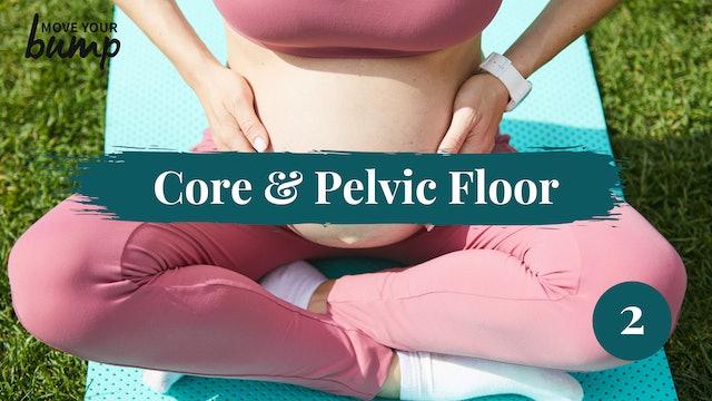 All Trimester - Core & Pelvic Floor Workout 2
