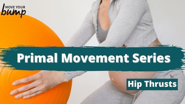 Primal Movement - Hip Thrusts Glute B...
