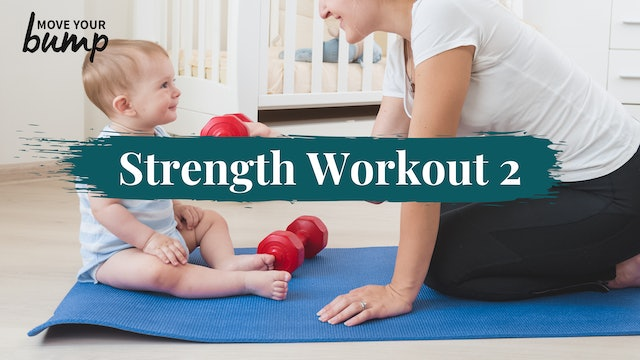 4TM Phase 4 Strength Workout 2