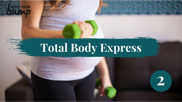 Total Body Express Strength Workout