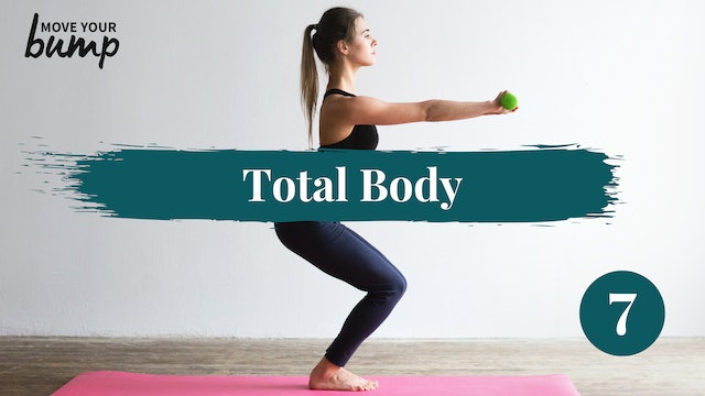 Total body focus Circuit Workout # 7