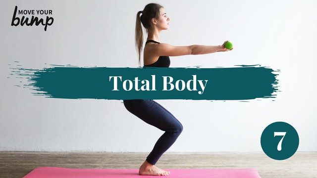 Total body focus Circuit Workout 7