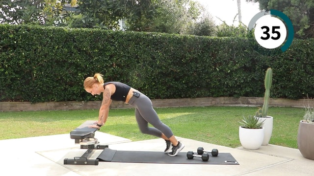Choreographed Strength Workout 21
