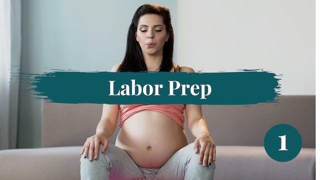 Labor Prep 1 (Third Trimester)