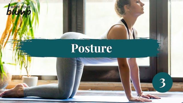 Supplemental Posture Routine 3