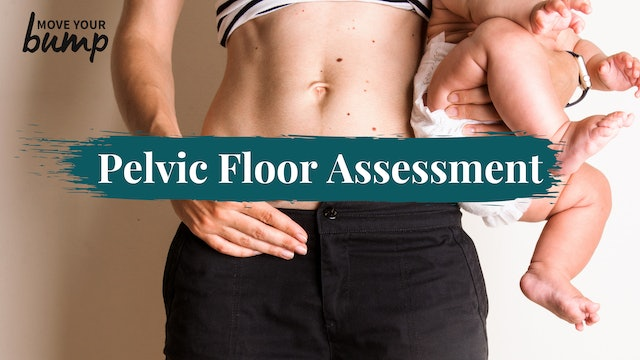 Pelvic Floor Assessment