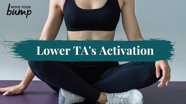Lower TAs Activation