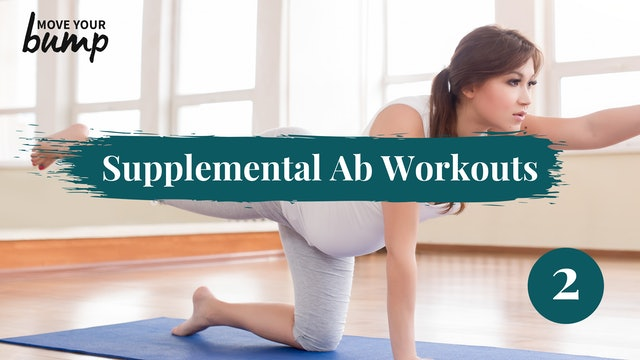 All Trimester Ab Workout 2