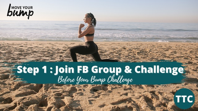 Join Facebook Group & Challenge Entry Links