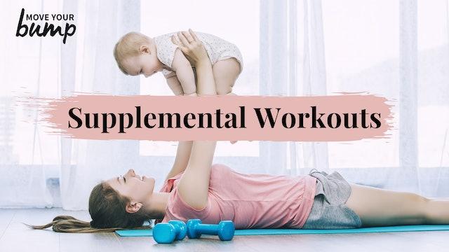 Supplemental Workouts (4TM)