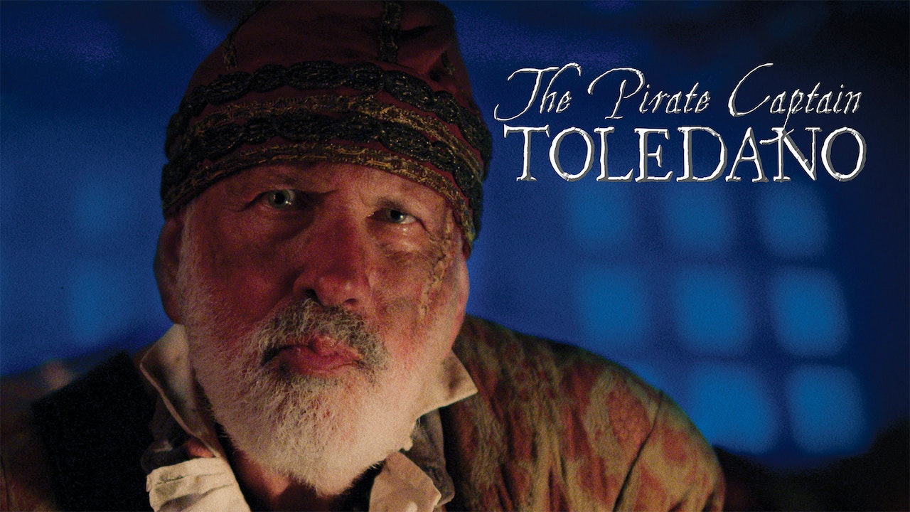 The Pirate Captain Toledano