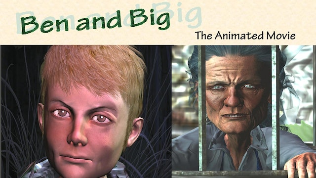 Ben and Big: The Animated Movie