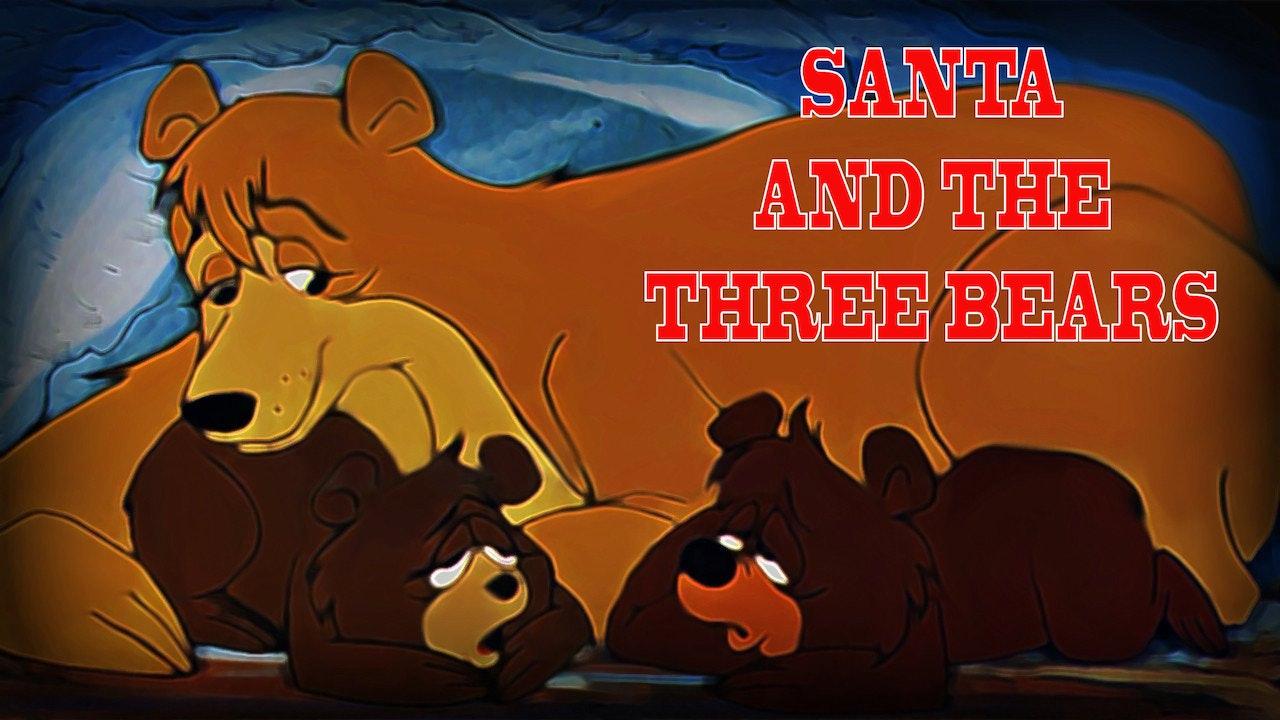 Santa and the Three Bears