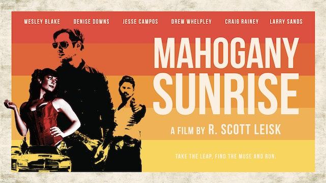 Mahogany Sunrise