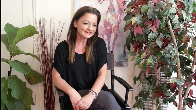 Jewelle Colwell Interview