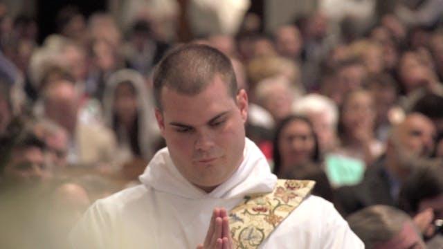 Fr. Justin Brophy: A Vocation Story