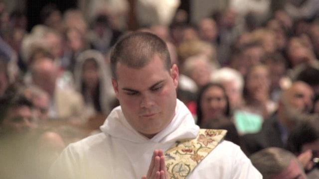 Fr. Justin Brophy: A Vocation Story