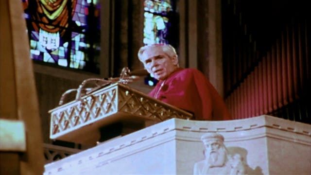 Fulton Sheen on the Art of Preaching (Never Before Seen!)