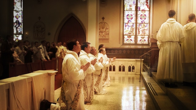 Paths to the Priesthood