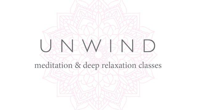 Unwind Micro-Meditation Course