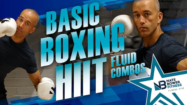 20 Minute Basic Boxing HIIT - Elevated