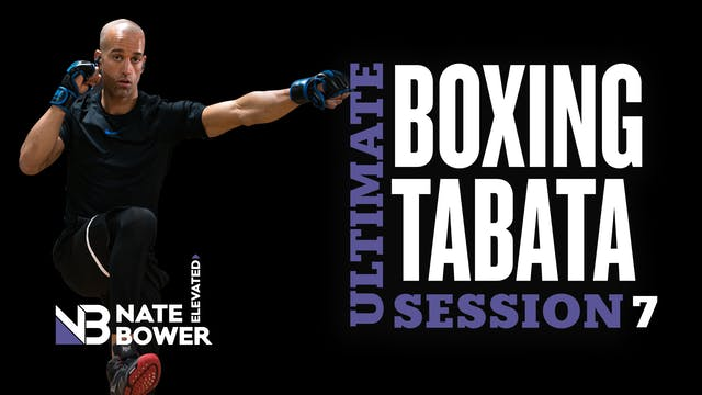 The Ultimate Tabata Boxing Session 7