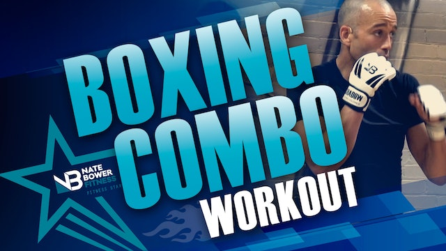 20 Minute Boxing Combo and Tabata Interval Boxing Workout