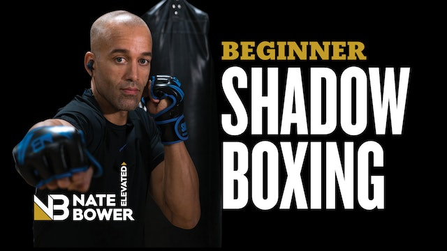 Beginner Shadow Boxing Workout Series