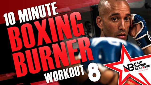 10 Minute Boxing Burners Workout 8