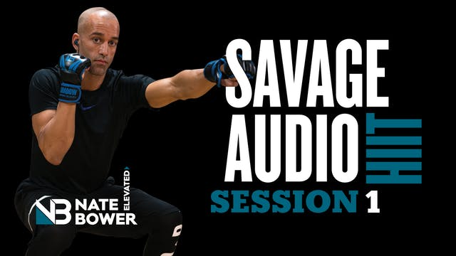 Savage HIIT 2 Exercises