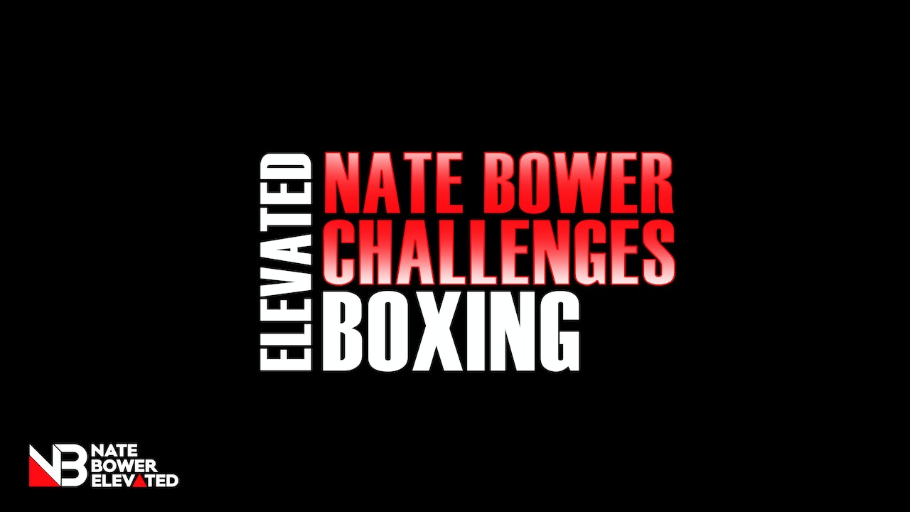 Elevated Challenges -  Boxing