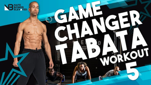 Game Changer Tabata Workout 5