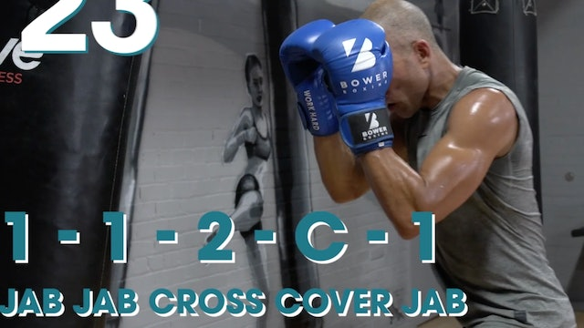 2-10 Round Boxing Workout :: Choose your Workout // no voiceover // text only