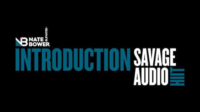 Savage Audio HIIT Promo
