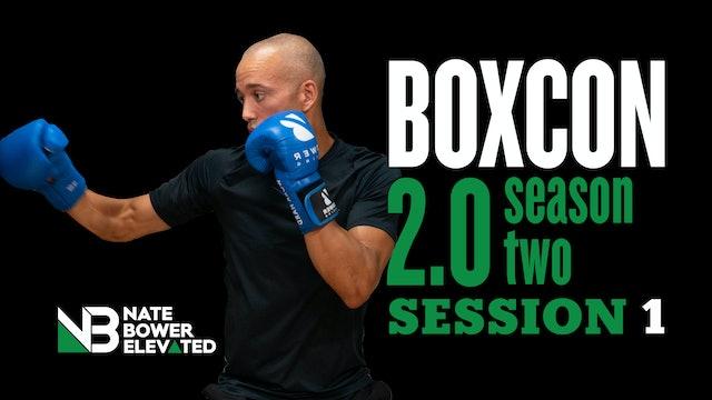 Boxcon 2.0 season 2 Session 1