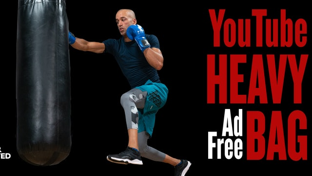 Ad Free Heavy Bag Workouts