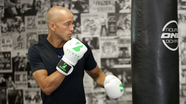 Level Up Heavy Bag HIIT Workout 2 - E...