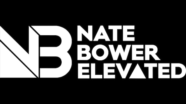 12 Minute Heavy Bag and Body Weight Extreme HIIT | NateBowerElevated