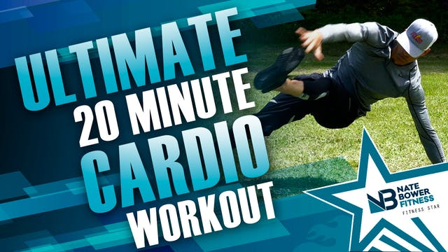 20 Minute Cardio Workout | NateBowerF...