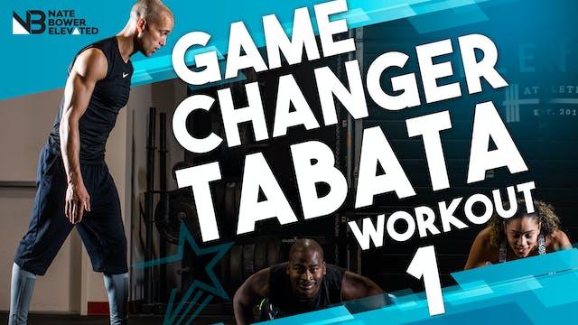 Game Changer Tabata Workout 1