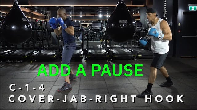 Beginner Heavy Bag and conditioning W...