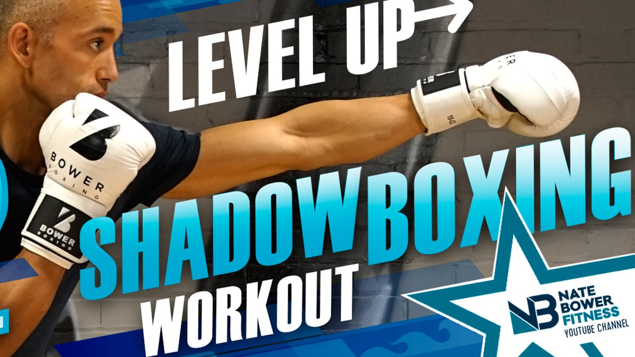 Level Up Shadow Boxing HIIT