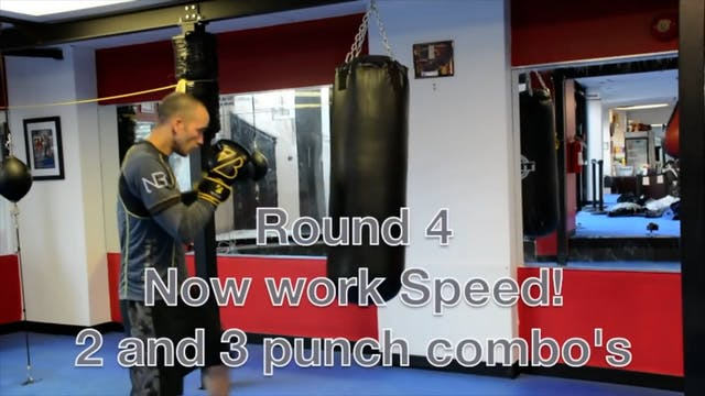 Ultimate Heavy Bag Workout 1
