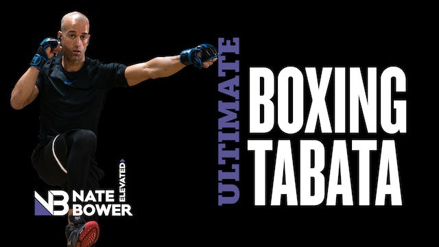 Ultimate Tabata Boxing Interval Series