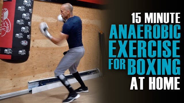 15 Minute Anaerobic Exercise for Boxi...