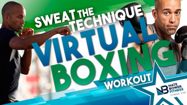 Sweat the Technique Virtual Boxing Workout