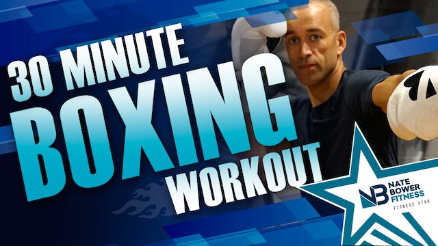 30 Minute Boxing Workout