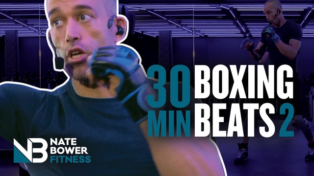 30 Minute Boxing Beats Workout 2
